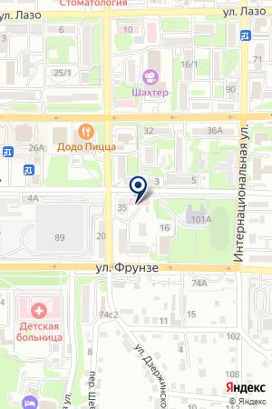 Городская больница №2 на карте Артёма