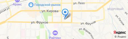 Дальневосточное бюро переводов на карте Артёма