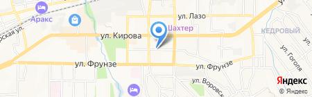 Центр страхования на карте Артёма