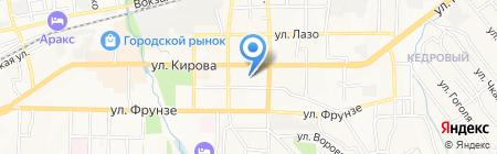 Участковый пункт полиции №4 на карте Артёма