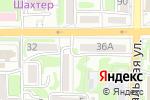Схема проезда до компании Мир Соблазна в Артёме