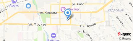 Средняя общеобразовательная школа №1 на карте Артёма