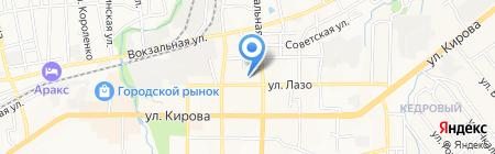 Мастерская на карте Артёма