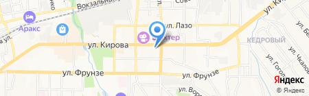 Историко-краеведческий музей г. Артема на карте Артёма