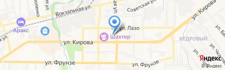 Ivey Studio на карте Артёма