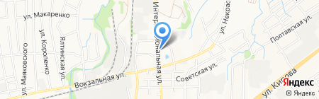 АГЗС на карте Артёма