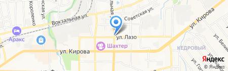 Солид Банк на карте Артёма