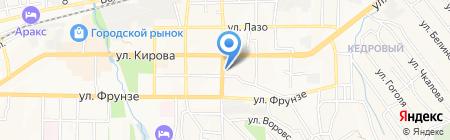Управление МВД России по г. Артему на карте Артёма