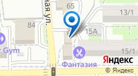 Компания Массив на карте