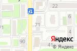 Схема проезда до компании Аптека Миницен в Артёме