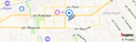 Артемовский городской суд Приморского края на карте Артёма
