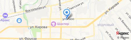 Сдобушка на карте Артёма