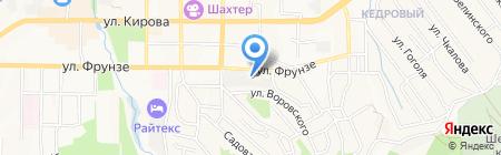 Старт-1 на карте Артёма