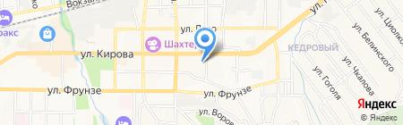 Общественная приемная депутата Думы Артемовского городского округа Касецкого Ю.Г. на карте Артёма
