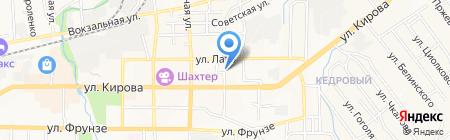 АРТС на карте Артёма