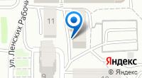 Компания АРТС на карте