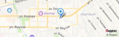 Управление потребительского рынка и предпринимательства Администрации Артемовского городского округа на карте Артёма