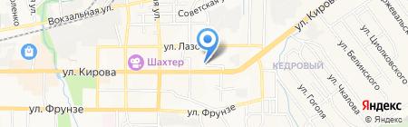 Оценочная компания на карте Артёма