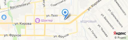 Фонд социального страхования РФ на карте Артёма