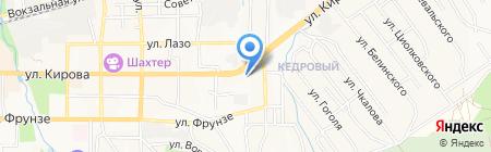 Нотариус Ерёменко С.Н. на карте Артёма