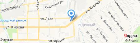 Администрация Артемовского городского округа на карте Артёма