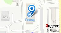 Компания Карамболь на карте