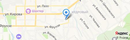 Гердавлад на карте Артёма