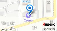 Компания Баня на ул. Каховского на карте