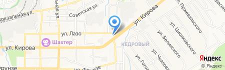 Пенсионный фонд РФ на карте Артёма
