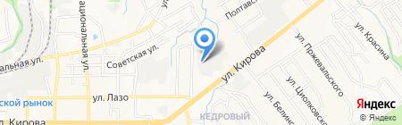 Склад-магазин на карте Артёма