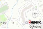Схема проезда до компании Аква Пупс в Артёме