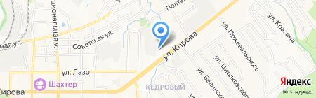 Asa-Auto на карте Артёма