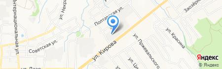Автосервис на карте Артёма