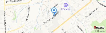 Приморская ветеринарная служба на карте Артёма