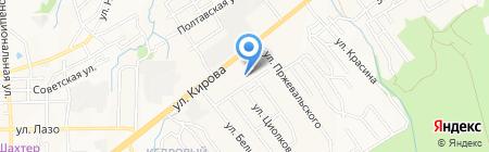 Детский сад №28 на карте Артёма