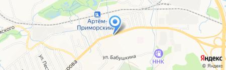 Тайм стоп на карте Артёма