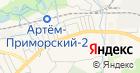 Мобильник на карте