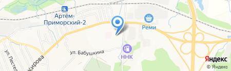 Ломбард Приморье Плюс на карте Артёма
