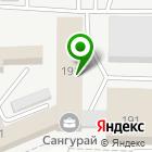 Местоположение компании Шатура мебель