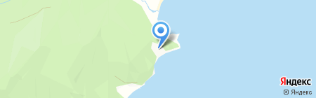 Амур на карте Артёма