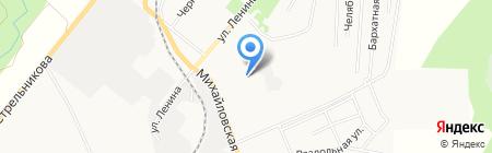 Средняя общеобразовательная школа №4 на карте Артёма