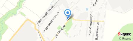 Совкомбанк на карте Артёма