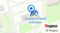 Компания Лазурит на карте