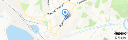 Стройматериалы на карте Артёма