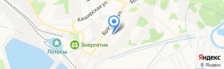 Автозапчасти на карте Артёма