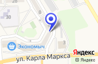 Схема проезда до компании ЛАПШИН СТО в Большом Камне