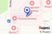 Схема проезда до компании ОТДЕЛЕНИЕ ПОЧТОВОЙ СВЯЗИ КАЛИНОВКА в Большом Сорокино