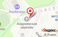 Схема проезда до компании ФИЛИАЛ ГОРИЗОНТ в Фокино