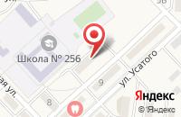 Схема проезда до компании БЮРО ТЕХНИЧЕСКОЙ ИНВЕНТАРИЗАЦИИ в Фокино