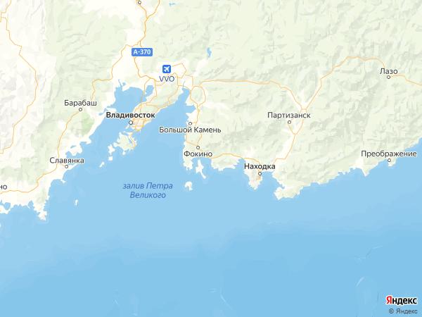 поселок Руднево на карте
